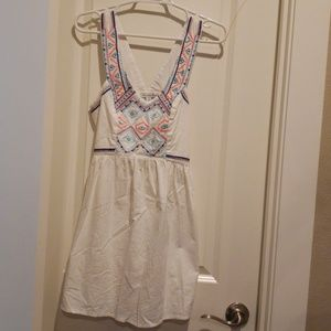AE Embroidered Dress